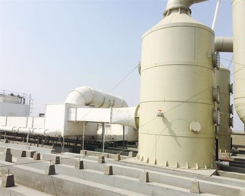 垃圾中转站生物喷淋系统厂家定制
