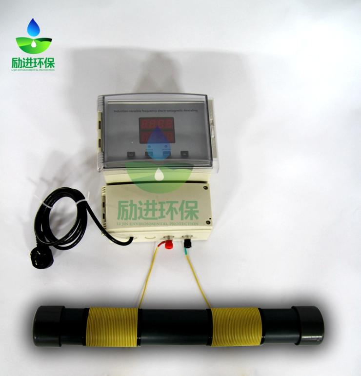 缠绕式广谱水处理器构造