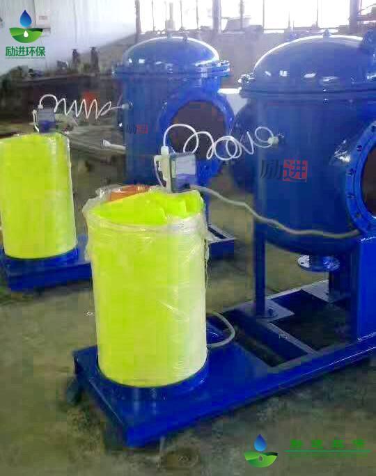 鄂州物化綜合全程水處理器