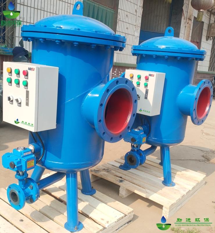 黑河多相綜合全程水處理器