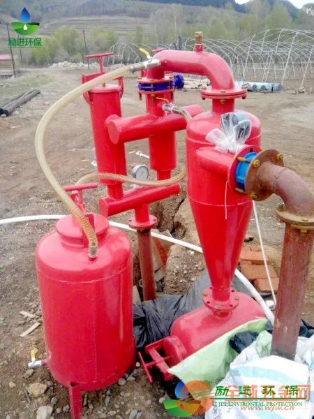 济南灌溉离心网式过滤器