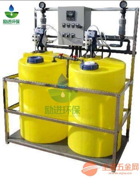 宜川县工业循环水加药装置