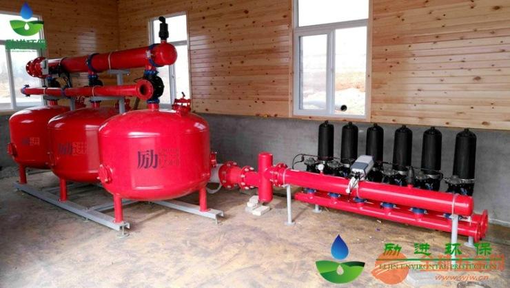 市政供水石英砂过滤器公司
