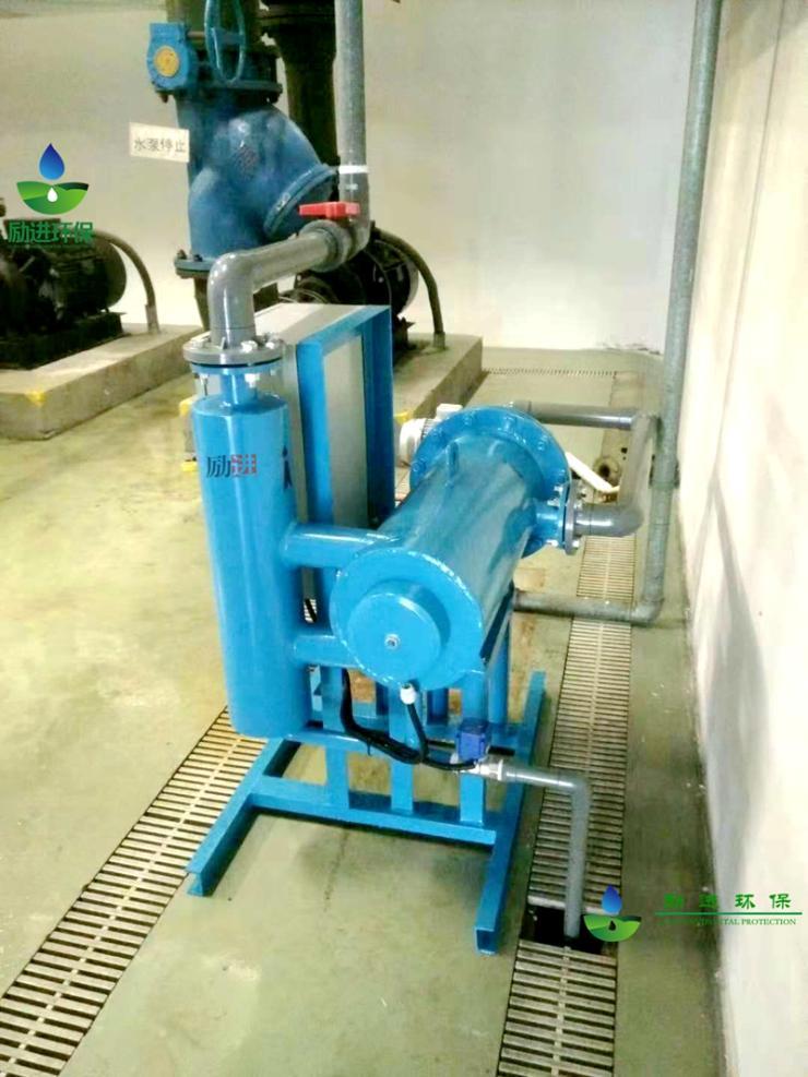晋城冷冻水旁流水处理仪