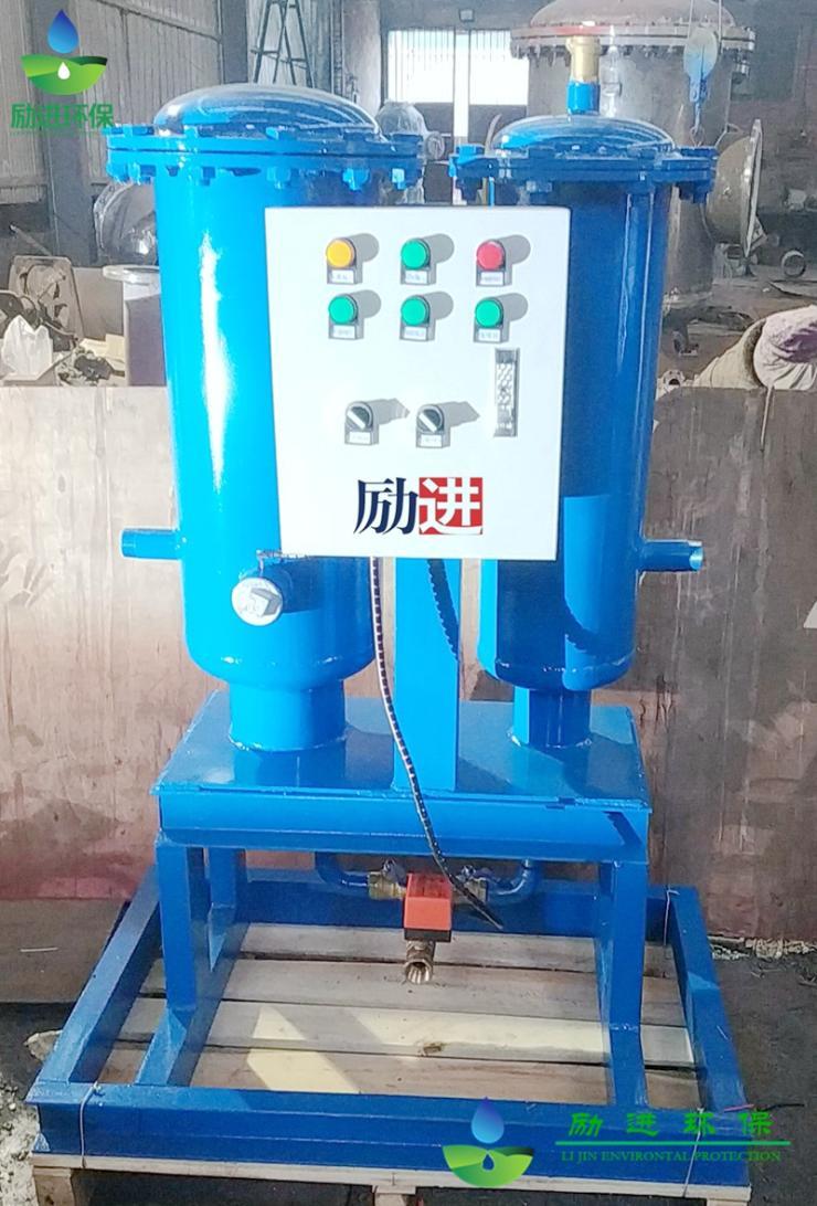 廊坊F型冷冻水旁流综合水处理器