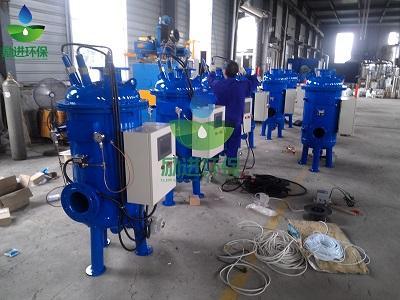 物化一体综合全程水处理仪