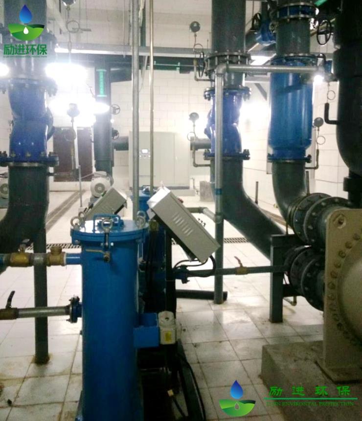 泸州智能冷凝器在线清洗装置