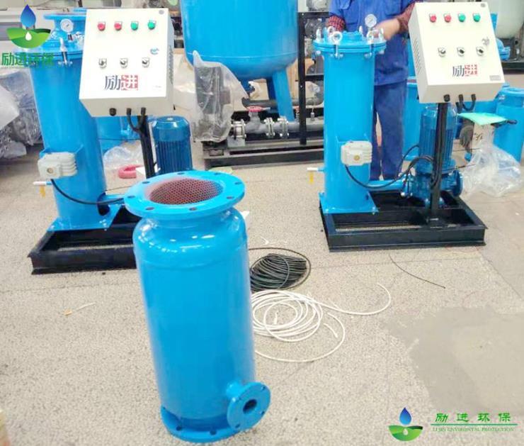 白城凝汽器自动小球清洗装置