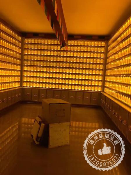 呼伦贝尔铝合金万佛龛架来图定做