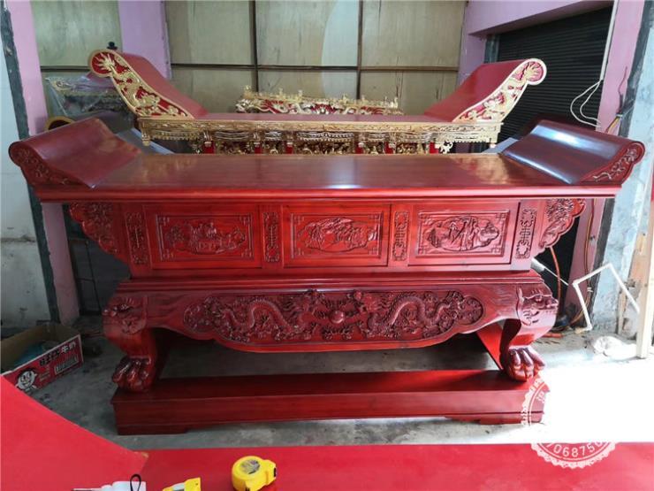 绍兴木质元宝桌批发