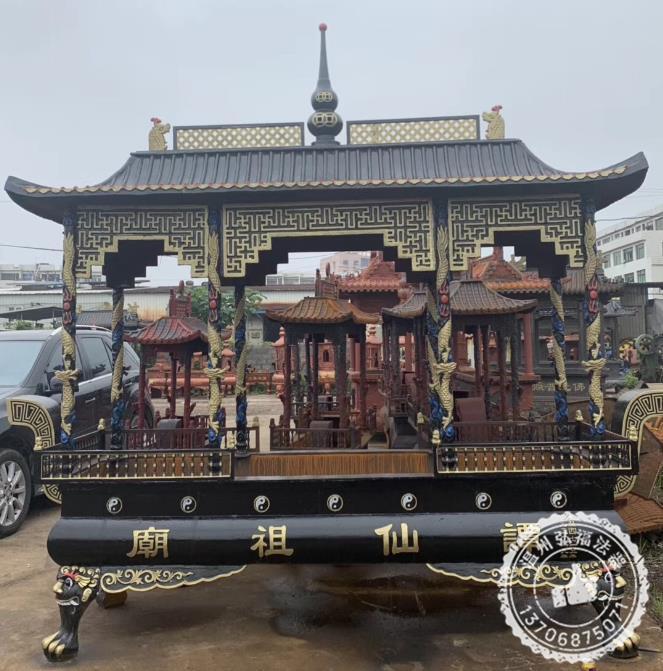 日照寺庙长方形香炉厂家