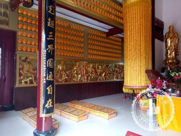 广元寺庙佛龛