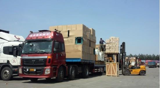 揭阳榕城到温州回头车拉货6.8米9.6米货车到揭阳榕城