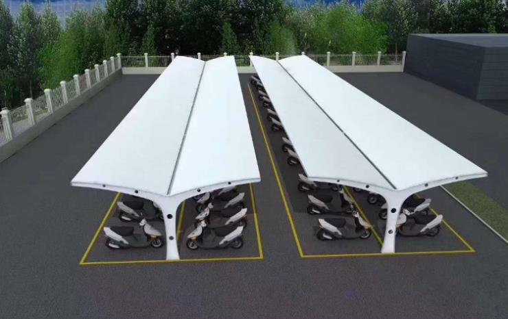 湖州膜結構停車棚公司管理