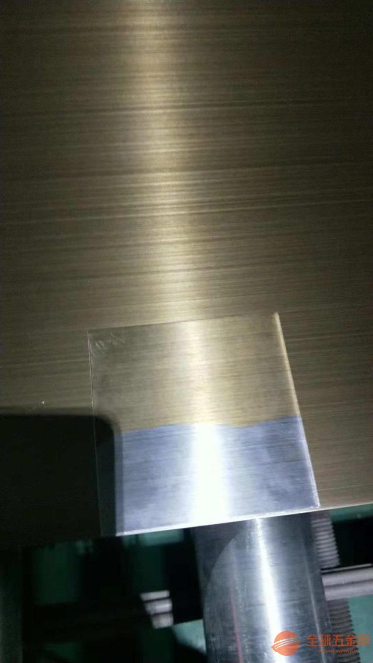 304不锈钢手工拉丝纳米仿古铜板,不锈钢青古铜拉丝