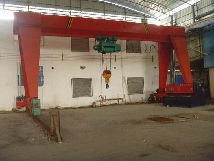 鄭州5T橋式起重機銷售公司