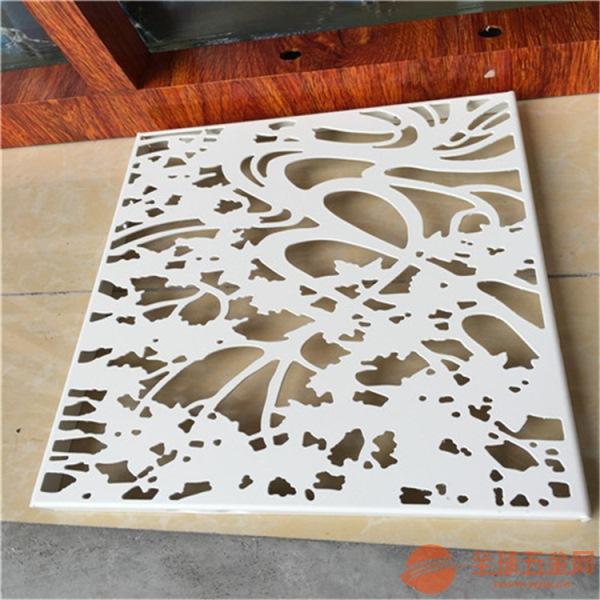 合作雕花铝单板厂家