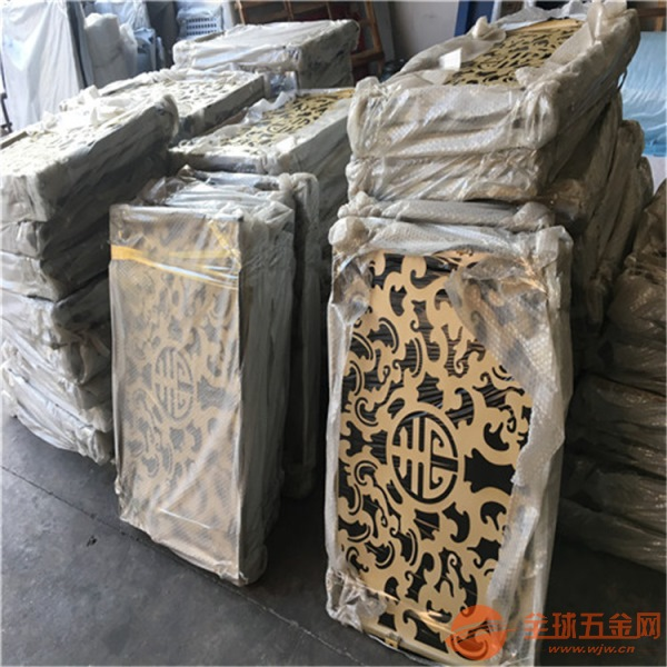 望江县雕花铝单板适用范围