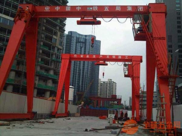 九里区电动航吊2.8T龙门吊