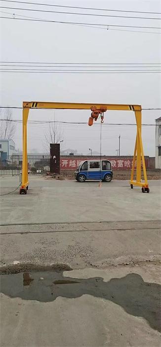 昌乐县有口碑的2吨单梁行车