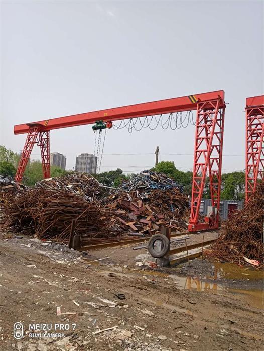 淳化县哪里有50T电动双梁桥式起重机