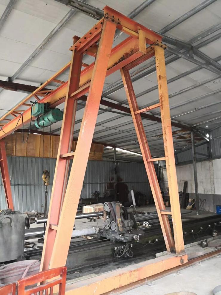 东明县称心的50T电动双梁桥式起重机