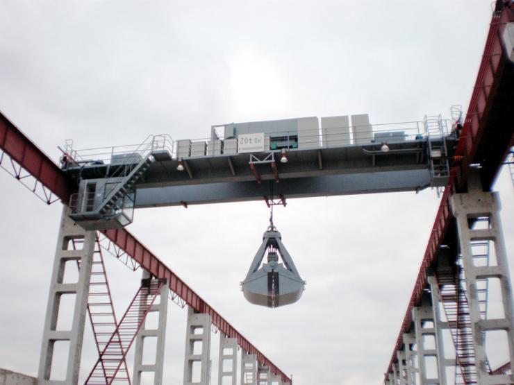 烟台市报价合理的QD双梁桥式起重机