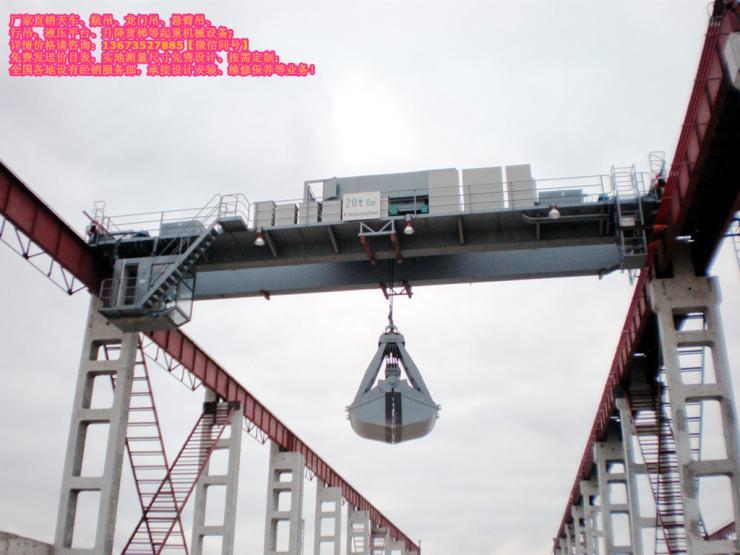 河间市可靠的吊钩门式起重机