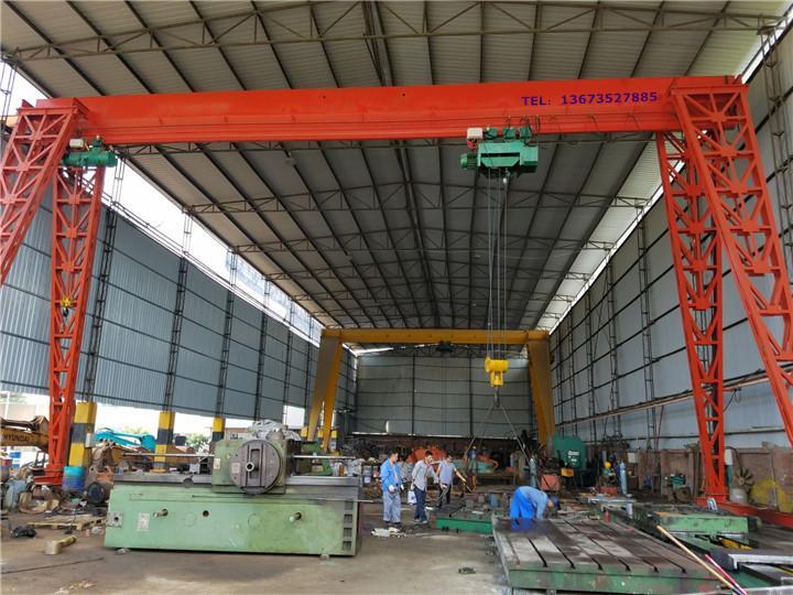 略阳县放心的16吨单梁航吊