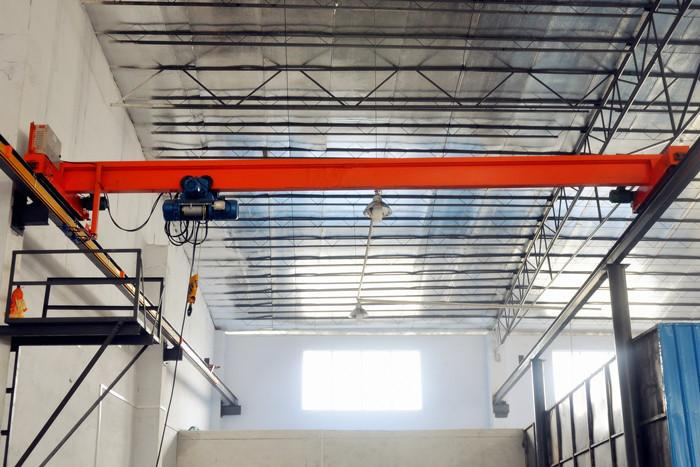 永城安装小型2.95吨龙门吊门市价