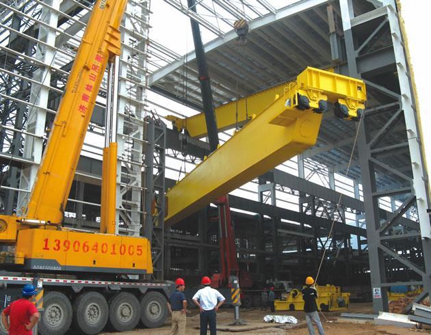 临泉县5T桥式起重机销售
