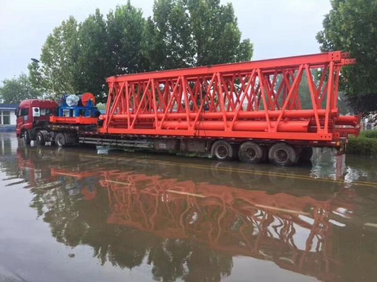 太康县32吨花架门式起重机价格