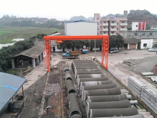 柞水縣宇華起重機行吊供貨商專業的廠家