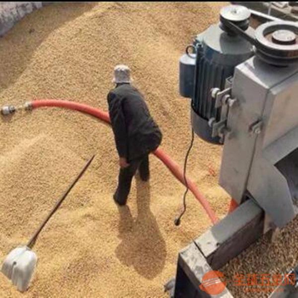 軟管式吸糧機 電動螺旋抽糧機 便攜式車載吸糧機