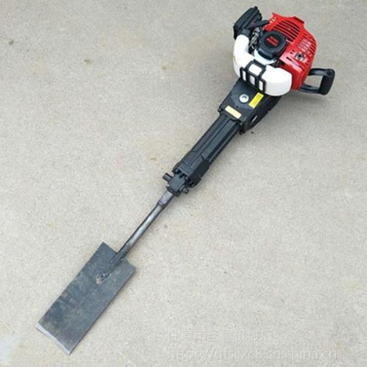 多功能挖樹機 單人操作鏟頭起樹機 兩沖程汽油挖樹機