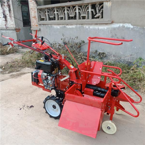 小型玉米收获机 家用玉米收割机 农用秸秆还田机