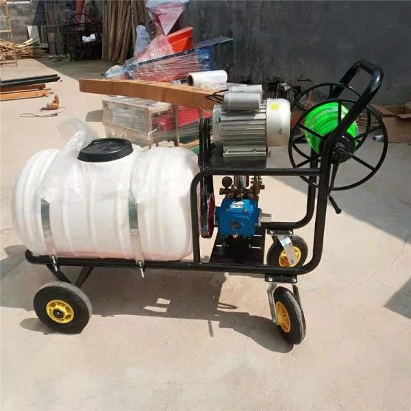 葡萄園高壓打藥機 家用噴霧器 推車式農藥噴藥機