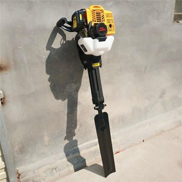 多型号汽油挖树机 小型汽油挖树机 四冲程起树机