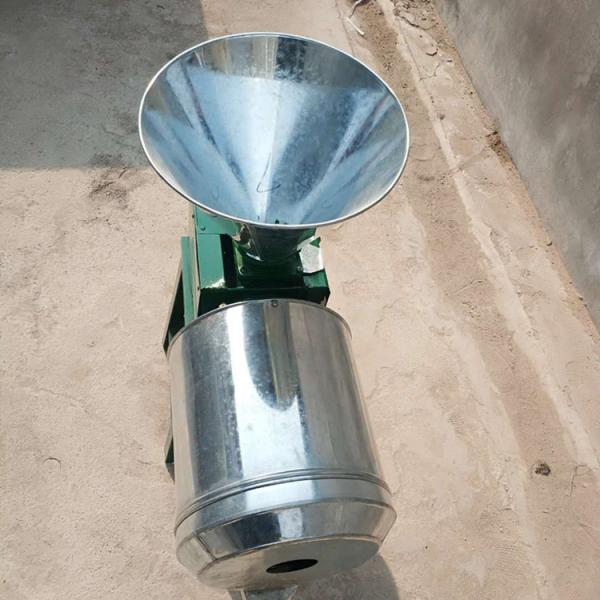 立式小型磨面机 小麦去麸皮磨面机 锥形面粉机