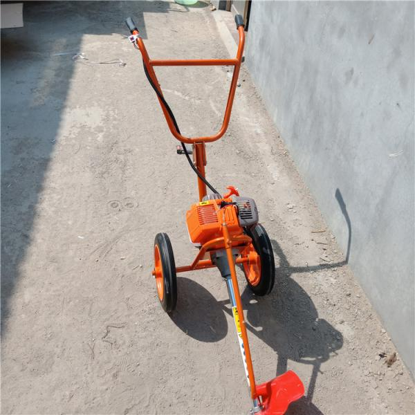 汽油四冲程锄草机 松土除草机 小型电动割草机
