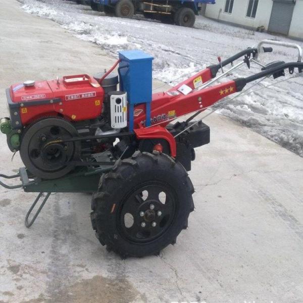 小型農用手扶車 柴油水冷手扶拖拉機 大馬力手扶車