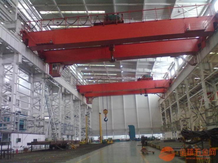 二手90+90吨起重机械买卖