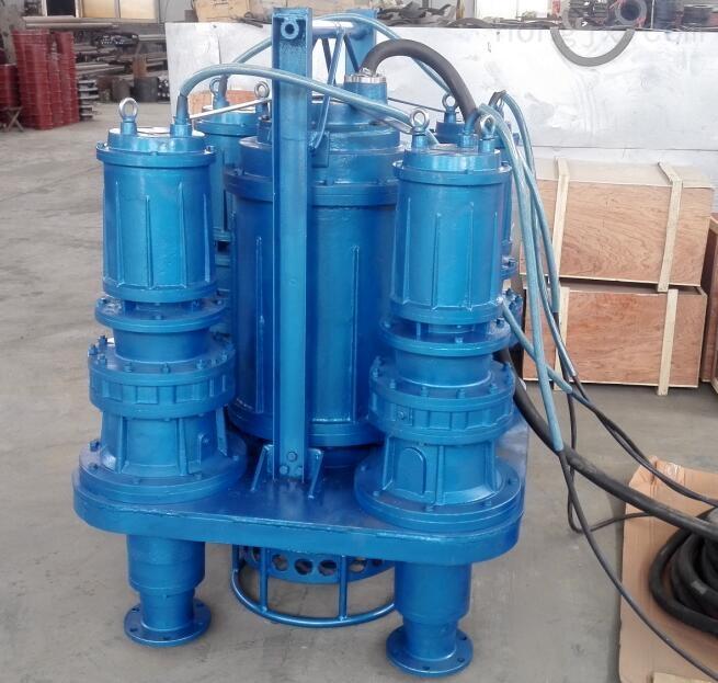红星潜水抽沙泵厂家叶轮也是耐磨的