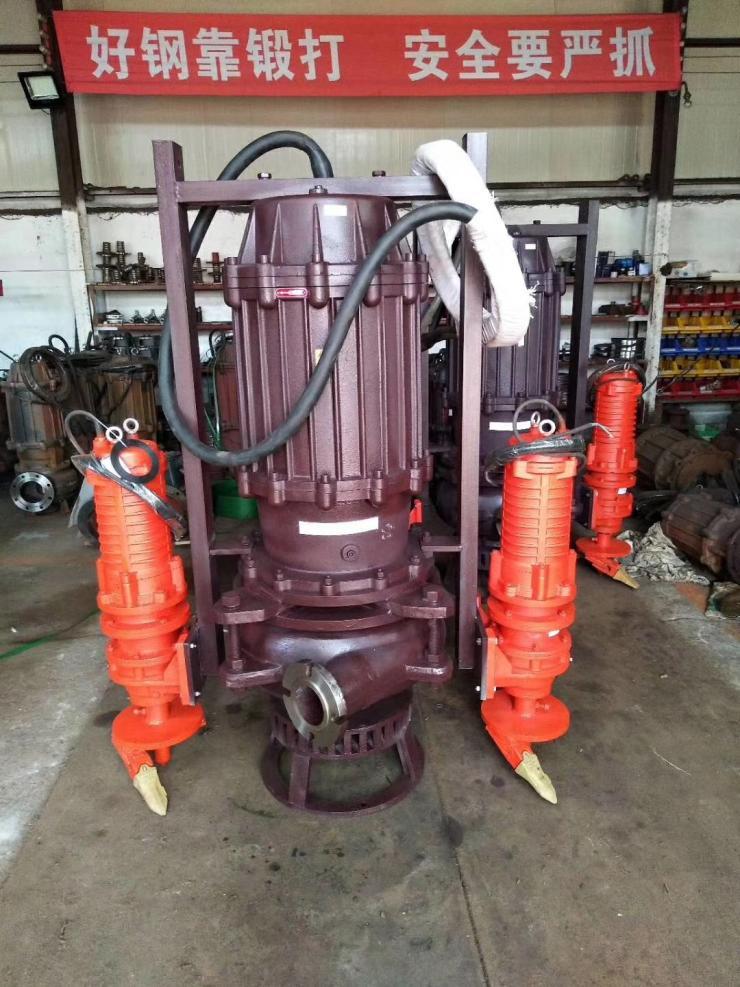龙山带搅拌器抽沙泵广汇出品