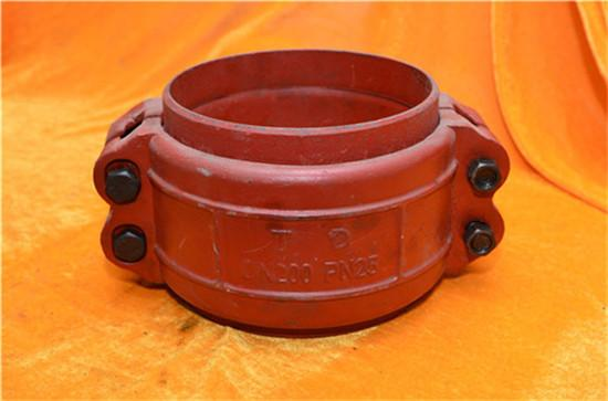 DN150304L高压卡箍接头厂家制造山东青岛