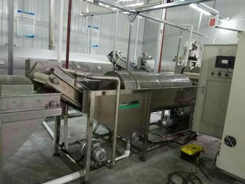 回收膨化食品生产线 肉制品加工设备 牛奶设备