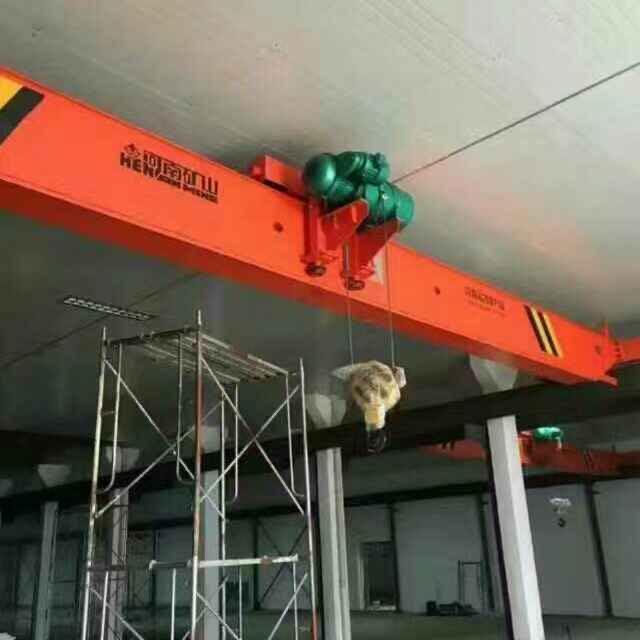 20吨矿用防爆门式起重机起重机√河南矿山厂家销售