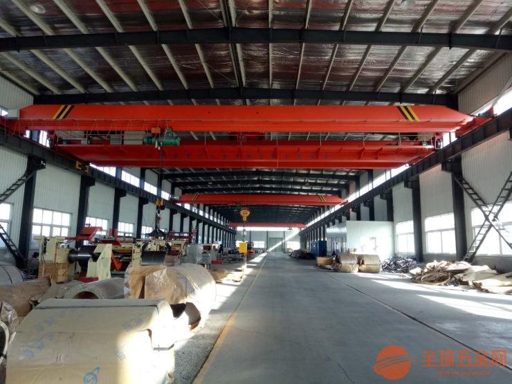 南昌市青山湖区二手1吨桥式起重机一手信息