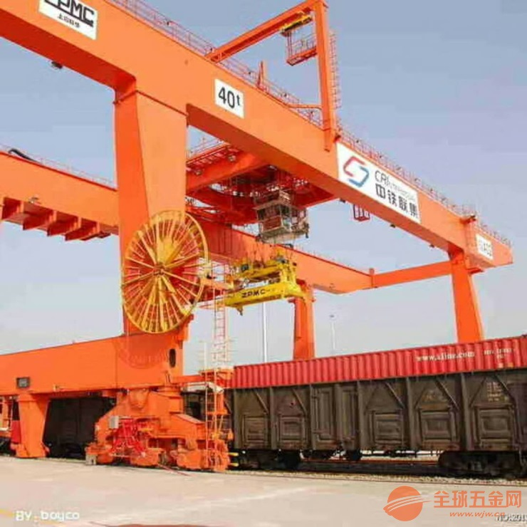 二手150吨门式龙门吊