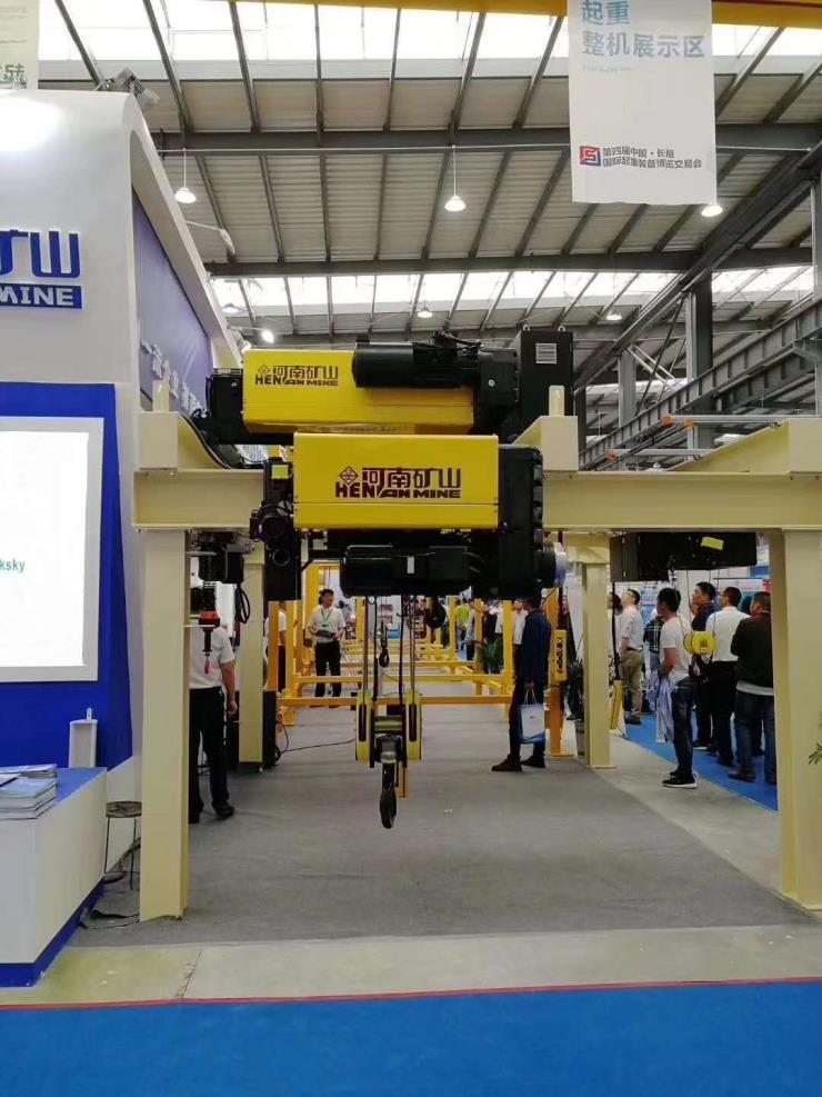 【矿山集团】8吨LDA型2吨28米电动单梁起重机经济